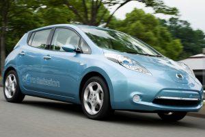Leaf: de elektrische auto van Nissan!